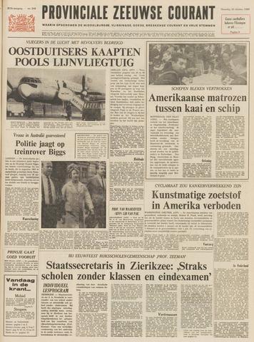 Provinciale Zeeuwse Courant 1969-10-20