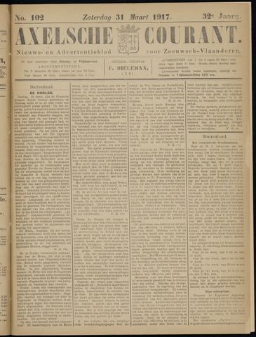 Axelsche Courant 1917-03-31