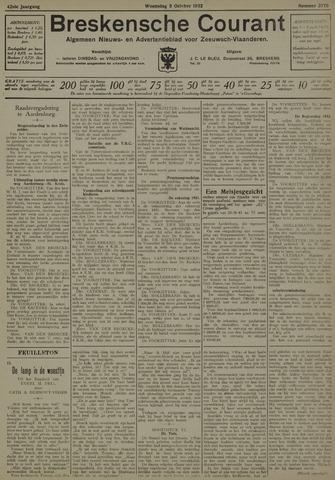 Breskensche Courant 1932-10-05