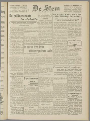 de Stem 1946-09-19