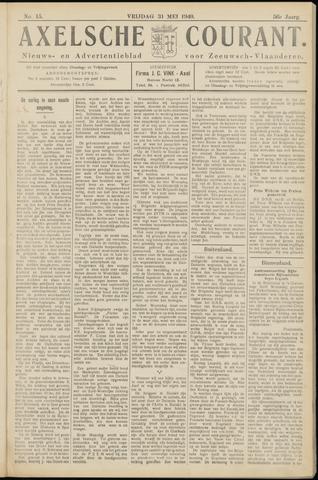 Axelsche Courant 1940-05-31