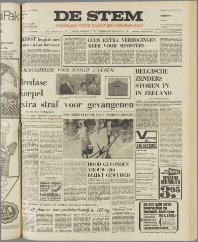 de Stem 1971-09-23