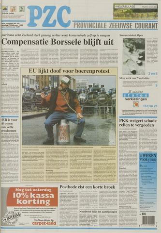 Provinciale Zeeuwse Courant 1999-02-23