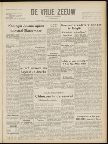 de Vrije Zeeuw 1952-10-08