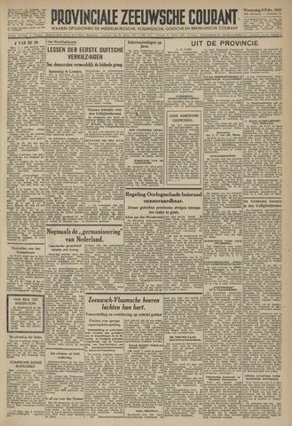 Provinciale Zeeuwse Courant 1946-02-06