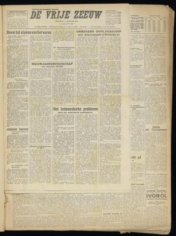 de Vrije Zeeuw 1949-01-03