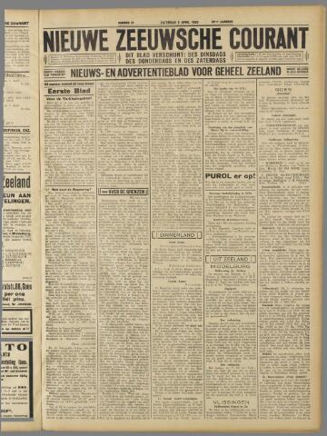 Nieuwe Zeeuwsche Courant 1933-04-08