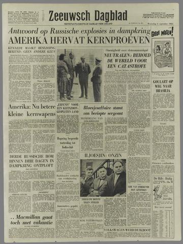 Zeeuwsch Dagblad 1961-09-06