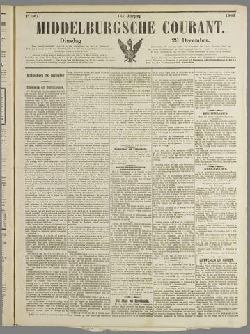 Middelburgsche Courant 1908-12-29