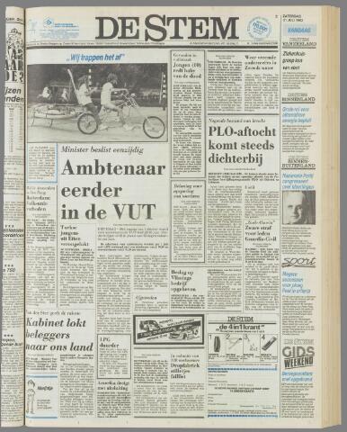 de Stem 1982-07-31