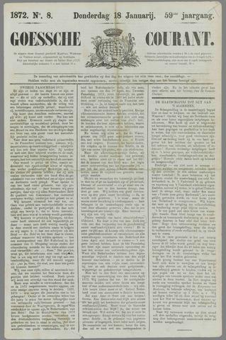 Goessche Courant 1872-01-18