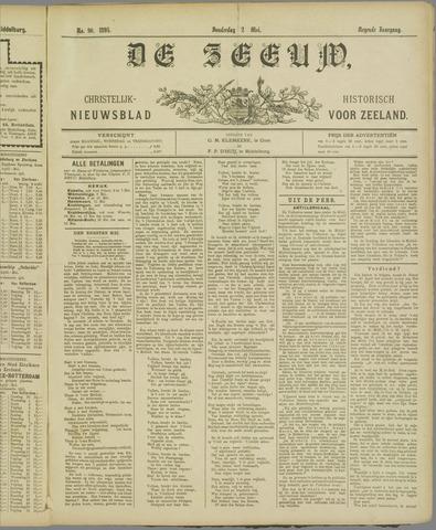 De Zeeuw. Christelijk-historisch nieuwsblad voor Zeeland 1895-05-02
