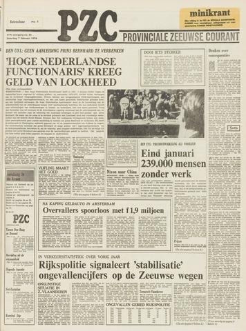 Provinciale Zeeuwse Courant 1976-02-07
