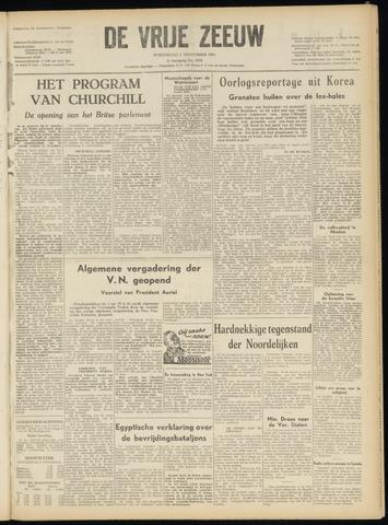 de Vrije Zeeuw 1951-11-07