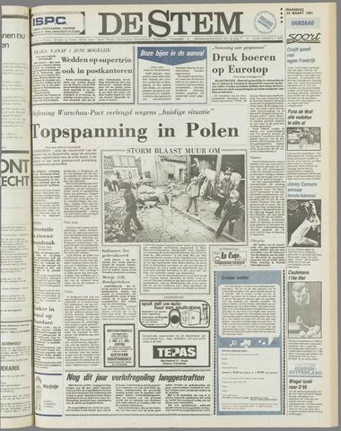 de Stem 1981-03-23