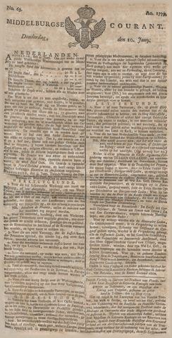 Middelburgsche Courant 1779-06-10