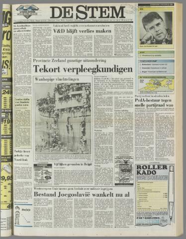 de Stem 1991-08-08