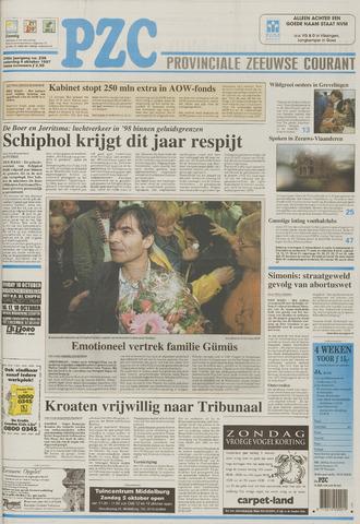 Provinciale Zeeuwse Courant 1997-10-04