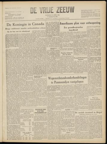 de Vrije Zeeuw 1952-04-26