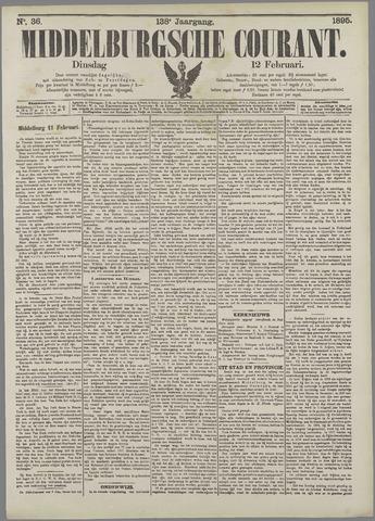 Middelburgsche Courant 1895-02-12