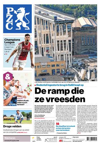 Provinciale Zeeuwse Courant 2018-08-15