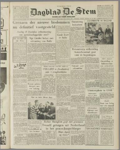de Stem 1955-11-25