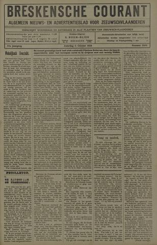 Breskensche Courant 1924-10-11