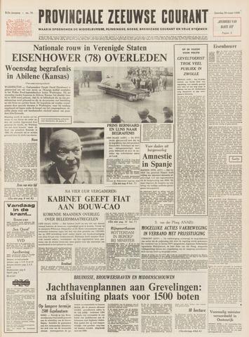 Provinciale Zeeuwse Courant 1969-03-29