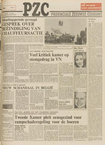 Provinciale Zeeuwse Courant 1974-11-28