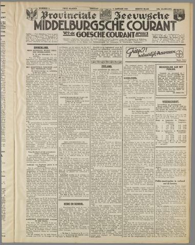 Middelburgsche Courant 1937-01-05