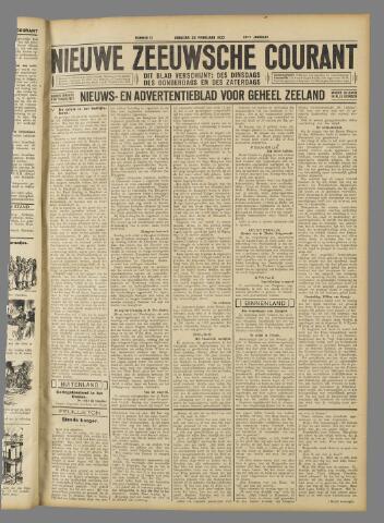 Nieuwe Zeeuwsche Courant 1932-02-23
