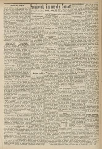 Provinciale Zeeuwse Courant 1945-08-02