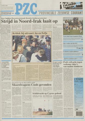 Provinciale Zeeuwse Courant 1996-09-09