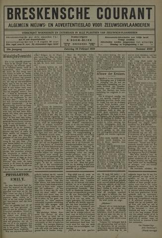 Breskensche Courant 1920-02-28