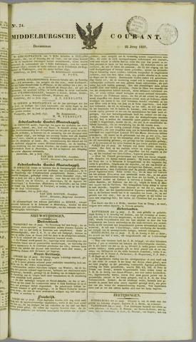 Middelburgsche Courant 1837-06-22