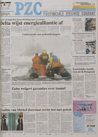 Provinciale Zeeuwse Courant 2006-03-27