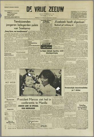 de Vrije Zeeuw 1966-09-30