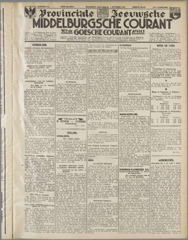 Middelburgsche Courant 1934-10-01