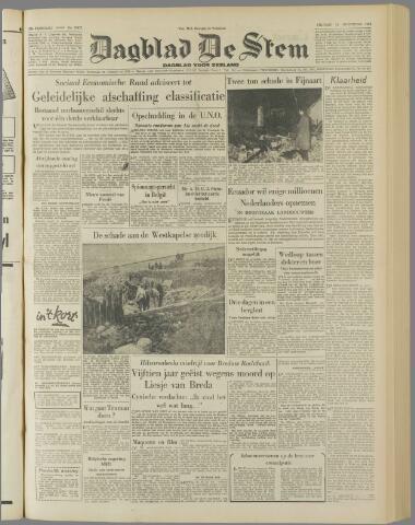 de Stem 1952-11-14
