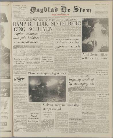 de Stem 1961-02-04