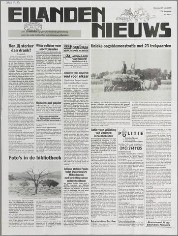 Eilanden-nieuws. Christelijk streekblad op gereformeerde grondslag 2000-07-25