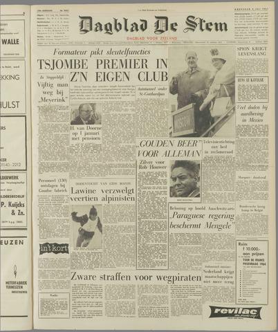 de Stem 1964-07-08