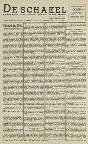 De Schakel 1951-10-19