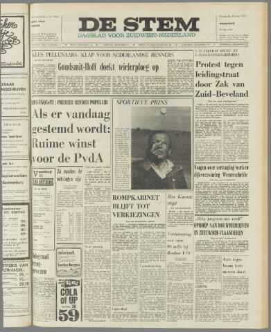 de Stem 1972-08-10