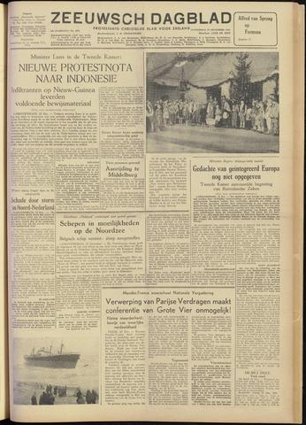 Zeeuwsch Dagblad 1954-12-23