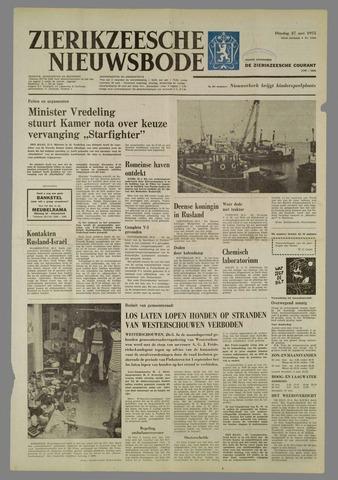 Zierikzeesche Nieuwsbode 1975-05-27
