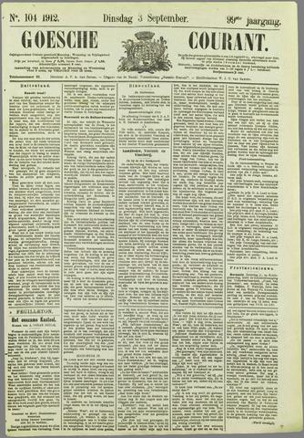 Goessche Courant 1912-09-03