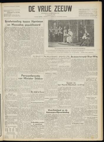 de Vrije Zeeuw 1951-09-20