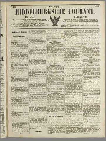 Middelburgsche Courant 1908-08-04
