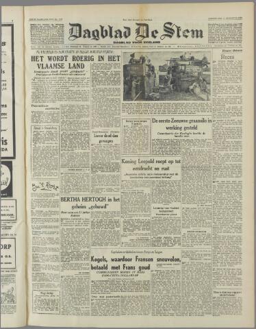 de Stem 1950-08-03